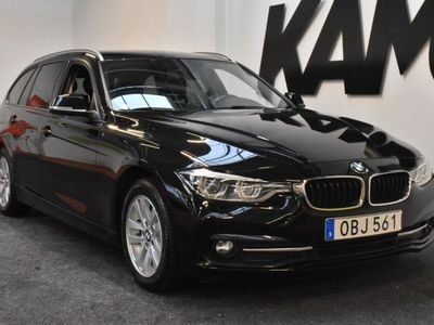 begagnad BMW 318 d   Touring   Steptronic   150hk