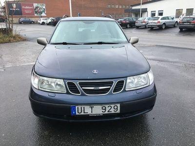 begagnad Saab 9-5 SportCombi 2.3 T Vector (185hk) Besiktigad