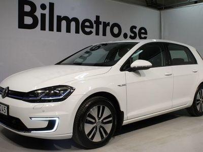 begagnad VW Golf e-Golf VII 136hk
