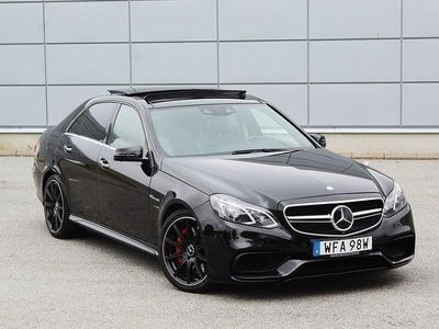 begagnad Mercedes S63 AMG EAMG 585hk 4MATIC Speedsh