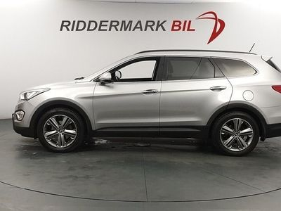 begagnad Hyundai Grand Santa Fe 2.2 CRDi/ 7-SITS/ SKINN/ NAVI/ PANO