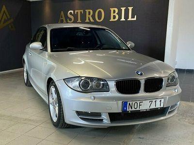 begagnad BMW 120 Coupé d Advantage, Comfort 177hk