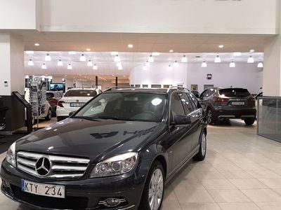 begagnad Mercedes C350 CDI /Keyless Go/DRAGKROK