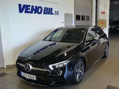 used Mercedes A200 AMG Line, Backkamera, Navigation, Burmester