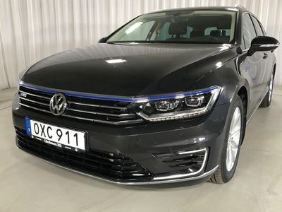 usado VW Passat Variant 1.4 Plug-in-Hybrid Sportscombi (218hk)