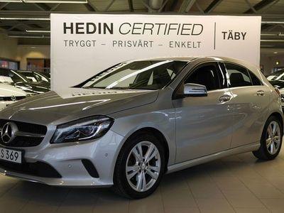 begagnad Mercedes A180 Backkamera Parkeringsvärmare