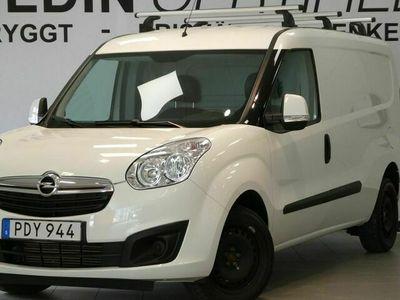 begagnad Opel Combo L2 1.6 CDTI Man M - Värmare Drag V - hjul
