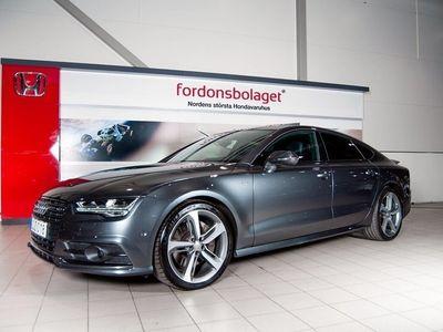 begagnad Audi A7 Sportback 3.0 TDI 320hk S line