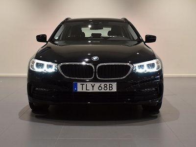 begagnad BMW 520 d Touring Sport Line Aut Nav Ränta 1,95%