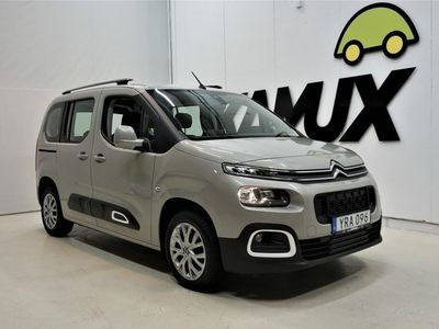 begagnad Citroën Berlingo Multispace 1.2 PureTech Manuell, FEEL