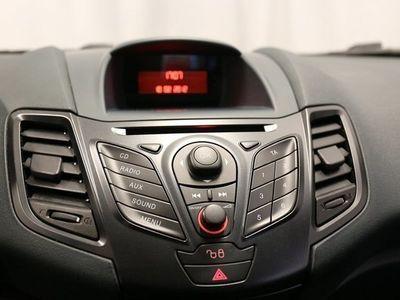 begagnad Ford Fiesta Van 1,4 TDCi 70Hk Skåp -12