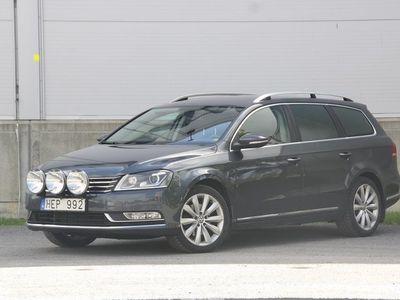 begagnad VW Passat 2.0Tdi 4-Motion Premium 170 -12