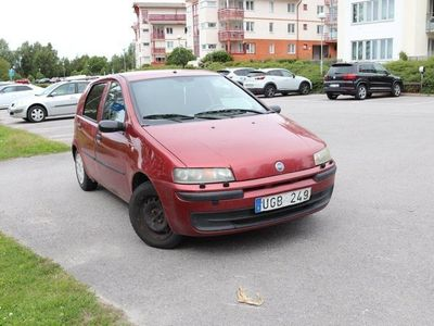 begagnad Fiat Punto 1.2