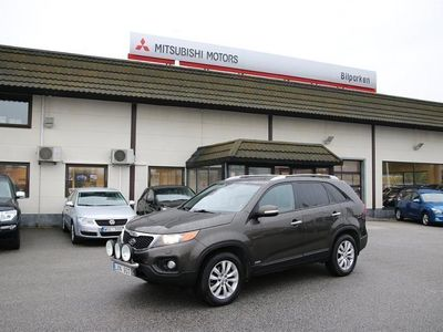 begagnad Kia Sorento 2.2 CRDi (197hk) / Executive / Skinn / Automat / *0kr ko SUV