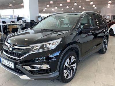 begagnad Honda CR-V 1.6 4WD Executive V-Hjul