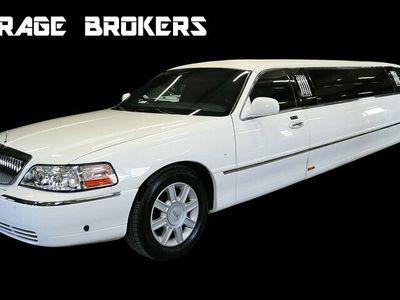 begagnad Lincoln Town Car L Limousine 4.6 V8 Automat 242hk