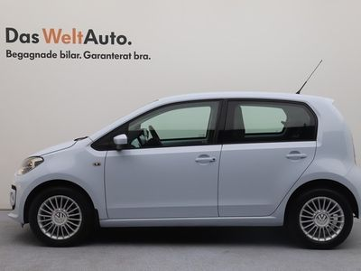 gebraucht VW up! HIGH 75HK Navigation AC
