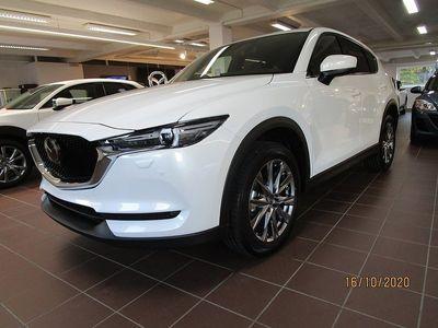 begagnad Mazda CX-5 2.5 Optimum Signature AWD Aut 194hk
