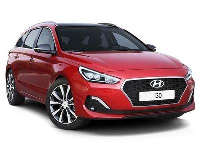 begagnad Hyundai i30 Kombi 1.4 Turbo AUT-D7 Premium