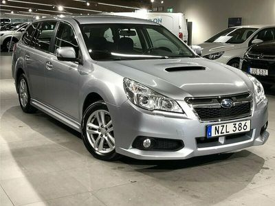 begagnad Subaru Legacy 2.0D 150hk 4WD - Motorvärmare. Backkamera