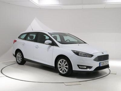 begagnad Ford Focus Kombi Titanium 1.0T EcoBoost 125hk