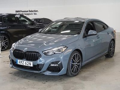 "begagnad BMW 220 d GC M-Sport Innovation Travel HK 19"" 2020, Sedan 409 800 kr"