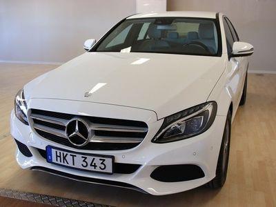 brugt Mercedes 250 C-KLASS7G-Tronic Plus Värmare/Eu6 204hk