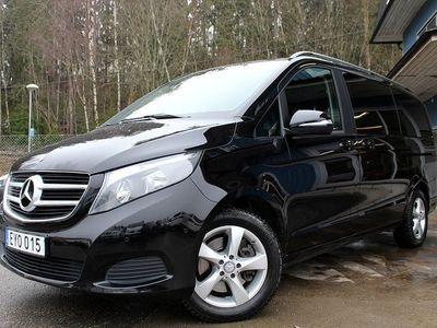 brugt Mercedes V250 8-Sits Eldörrar 2500Mil