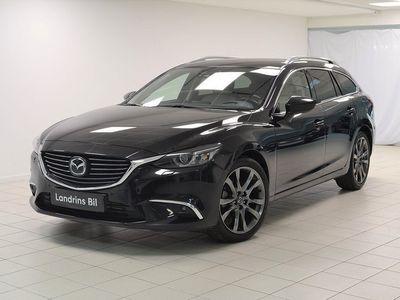 begagnad Mazda 6 6 Wagon 2.2 SKYACTIV-D AWD Automat Euro175hk