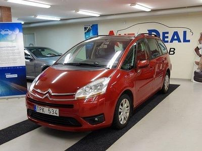 begagnad Citroën C4 Picasso 1.6 HDiF EGS 7-sits 109hk