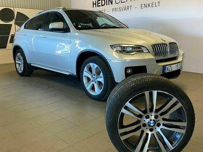 begagnad BMW X6 XDRIVE40D 306HK MSPORT VÄRMARE