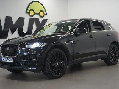 begagnad Jaguar F-Pace 25d | Prestige | AWD | Automat | 2018, SUV 379 900 kr