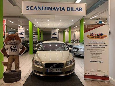 begagnad Volvo S80 2.5T Geartronic Momentum 200hk