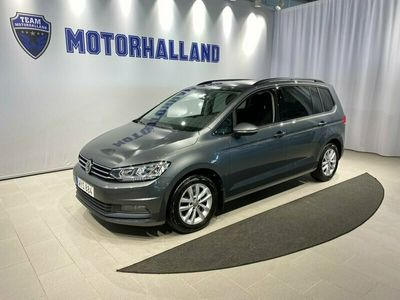 begagnad VW Touran 1.2 TSI 110 7-SITS
