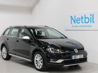 begagnad VW Golf Alltrack 1.8TSI 4Motion 180hk