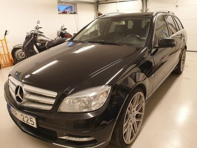 begagnad Mercedes C220 T CDI BlueEFFICIENCY