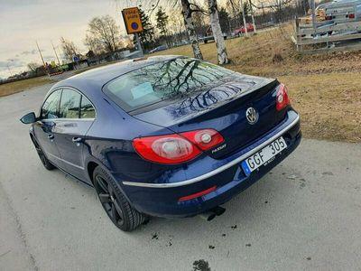begagnad VW CC TSI 200 TIP