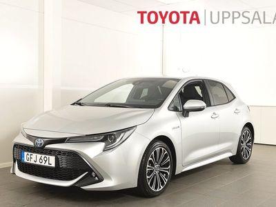 begagnad Toyota Corolla Elhybrid 2.0 Style 180 Hk