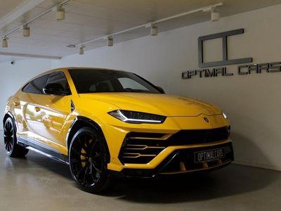 begagnad Lamborghini Urus Giallo-Auge ADAS CARBON