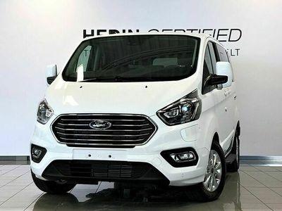 begagnad Ford Custom TOURNEO TITANIUM PHEV 126HK AUTOMAT