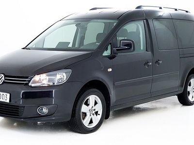 begagnad VW Caddy Maxi Life 2.0 TDI 7-sits 140 -14