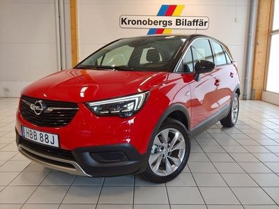 begagnad Opel Crossland X Dynamic 1.2 Turbo Automat 110hk