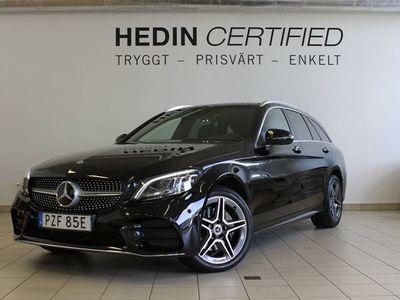 begagnad Mercedes 220 - Benz C - klassd 4 - Matic AMG, Premiumpaket, Drag, värmare, Panorama