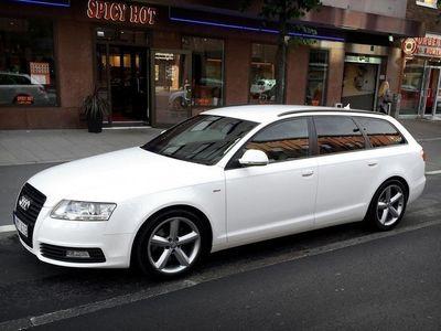 begagnad Audi A6 Avant 2.0 TFSI S-Line, Business