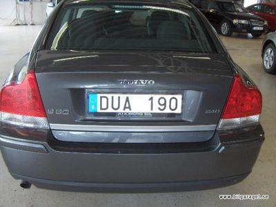 begagnad Volvo S60 2,4D Sedan 2008