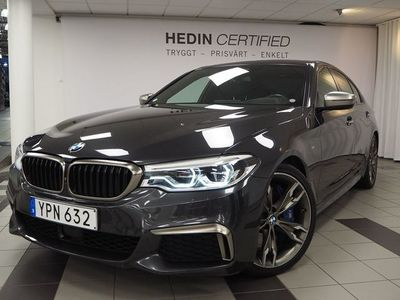 begagnad BMW M550 5 I XDRIVE BOWERS & WILKINS Ultimate Edition 2018, Halvkombi 599 900 kr