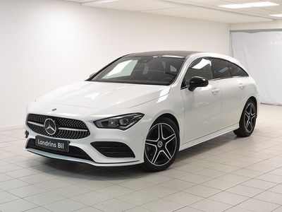 begagnad Mercedes CLA180 Shooting Brake AMG Sport