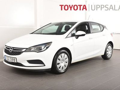 begagnad Opel Astra 6 CDTI Enjoy Euro 6 (110hk)