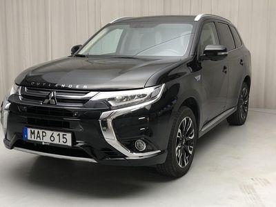 used Mitsubishi Outlander P-HEV 2.0 4WD (121hk)