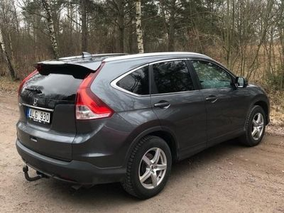begagnad Honda CR-V i-DTEC 2,2 AUT 4WD Lifestyle